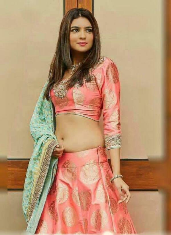 An exclusive Heavy Banarasi silk Lahenga Cholis makes your wedding memorable by Rinkita collections.  Saree's & Kurtis available too @Anay Galary on 11th & 12 January Rinku Dave - 9275070199
