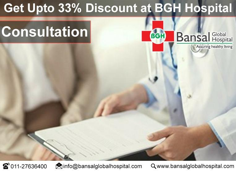 #Get_Upto_33%  #Discount_at_BGH_Hospital #Consultation  #Bansal_Global_Hospital Visit : https://bansalglobalhospital.com/doctor_consultancy_offer/