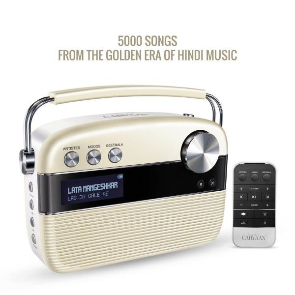 Radio With 5000 Inbuilt S