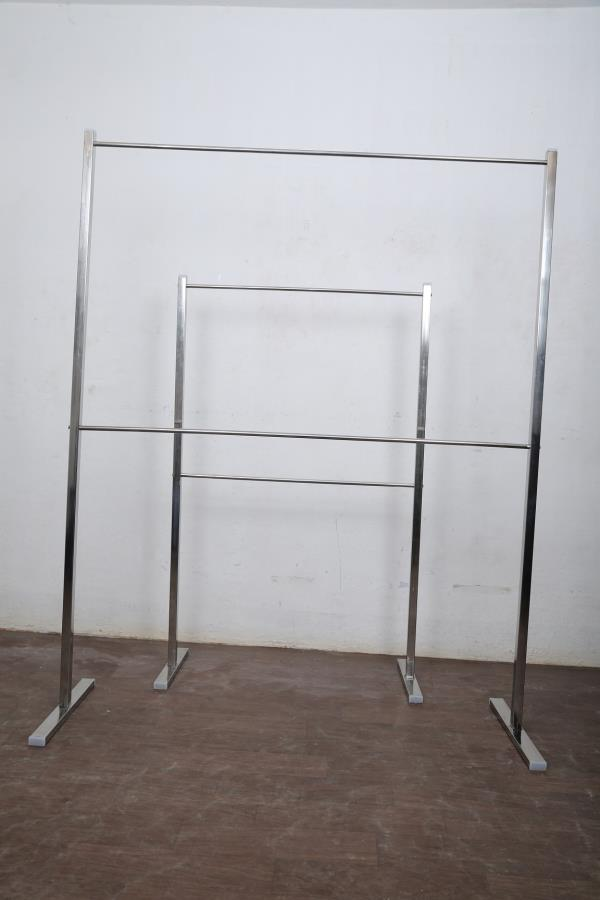 Cloth Drying Stand In Coimbatore   Cloth Drying Stand Rust proof stainless steel. Cloth Drying Stand Foldable / portable.  Cloth Drying Stand Ideal for indoor / outdoor drying.  Cloth Drying Stand This Is Our Customize model Any Size And Length We Do. Cloth Drying Stand This Model Is There Stainless Steel And Powder Coating