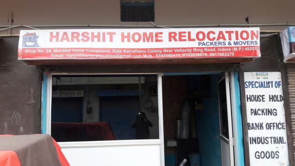 harshit home relocation best packers and movers in indore offers household goods office and local shifting services at affordable price contt. 9752560415