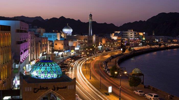 Tour to Oman . For detail