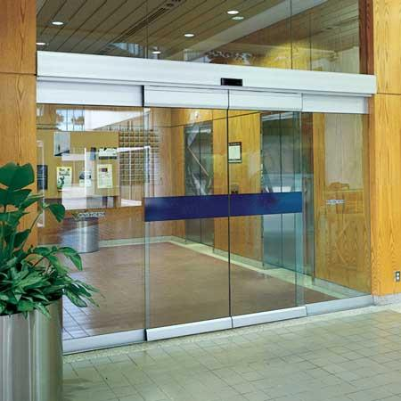 #Sliding Door Supllier In Thane			 Automatic Sliding Door are installed in reception area, mall entrance or any location of business hub to provide easy pass through for people where there is continues movement. It also maintains temperature inside the premises and save energy