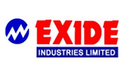 EXIDE INDUSTRIAL BATTERIES  EXIDE INDUSTRIAL BATTERIES DEALER INDUSTRIAL BATTERIES DEALER  EXIDE INDUSTRIAL BATTERIES DISTRIBUTORS Our industrial segment includes sales to power backup equipment (UPS and Inverters), traction equipment (forklifts, golf carts, electric vehicles), infrastructure sector (railway, telecom, solar, power generation and utilities) and exports (traction and standby). As India's largest storage battery company with widest range of both conventional flooded as well as latest VRLA batteries, we design, manufacture, market and sell the widest range of lead acid storage batteries in the world - batteries ranging from 2.5Ah to 20, 600Ah capacity - to cover the broadest spectrum of applications. We market our industrial batteries to the domestic market, under Exide, SF and CEIL brands. Internationally, our major brands are CEIL, Chloride and Index.