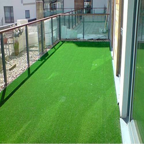 Artificial Grass for Balcony  We Sundek Sports Systems are manufacturers of Artificial Grass for Balcony in Mumbai.  As well as in India. Product Details: Coverage Area (square meters) Customized Material Synthetic Shape Straight Sundek Sport Systems offer a wide range of Artificial Grass for Balcony. Owing to the industrial expertise gained by us since our inception itself, we have been able to produce a wide range of qualitative Artificial Grass for Balcony. We have manufactured this range in a wide variety of specifications and sizes to cater to the variegated requirements of our clients. This grass turf/artificial grass is an absolute replica of the original grass surface minus the mud effect especially after the mud get wed with rains and creates a mess. We believe in quality and we deliver artificial grass for balcony that is performance efficient and reliable. We offer our Artificial Grass for balcony in competitive rates in the market.