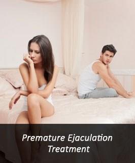 Premature ejaculation is