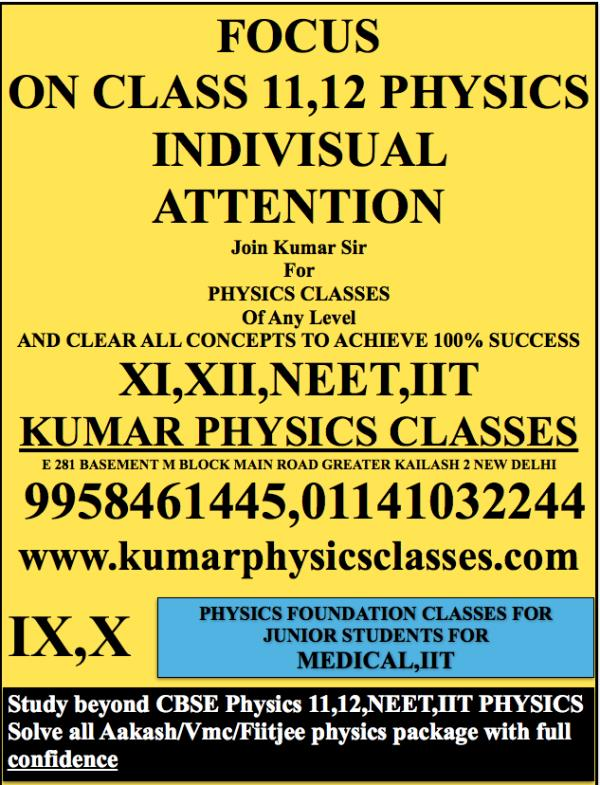 Physics Classes In W bloc