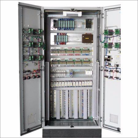 Programmable Logical Controller (PLC) Panel  www.arzooenergy.in  www.arzooelectricals.com  www.arzoostabilizers.com