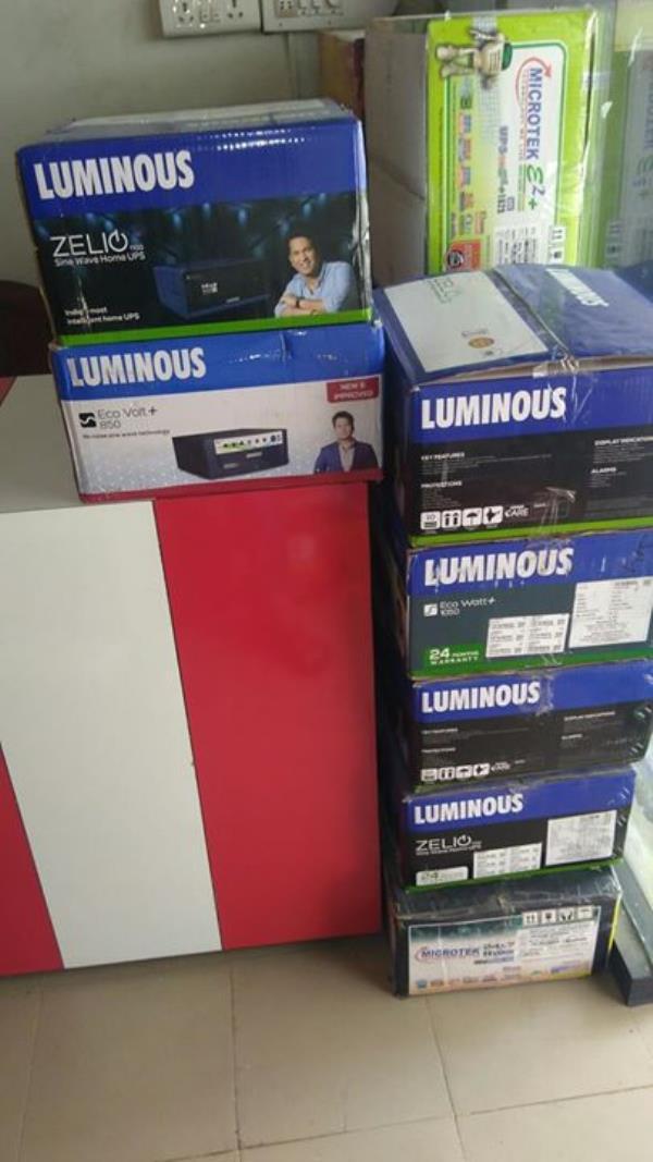 Luminous ups dealer