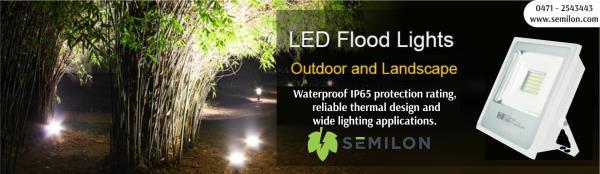SEMILON LED FLOOD LIGHTS Available @ 50W 100W 150W and 200W @reasonable price http://www.semilon.com  Semilon, Solar, LED, Gridsolar, Floodlight, Lights, Fans, Energy, Efficient. Bulbs, led lighting, inverter, tube light.