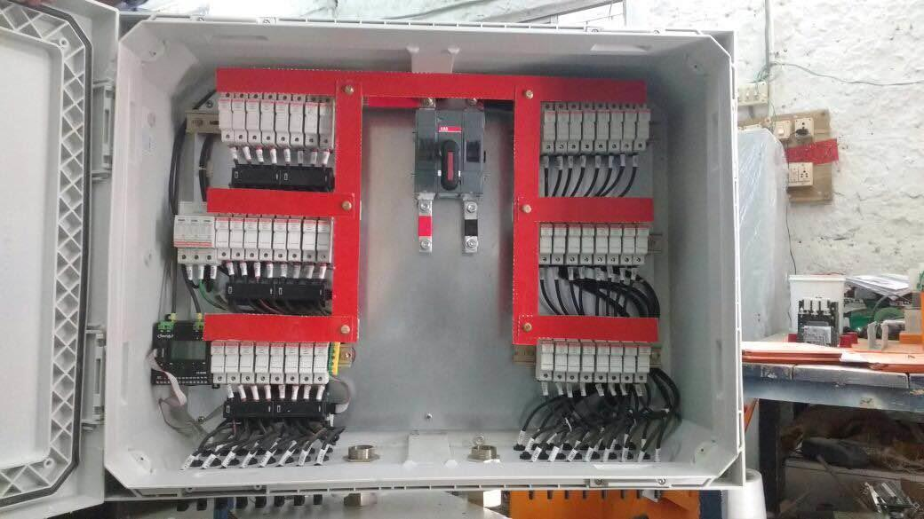 power relay panel manufacturer : GEESYS Technologies (India) Pvt ...