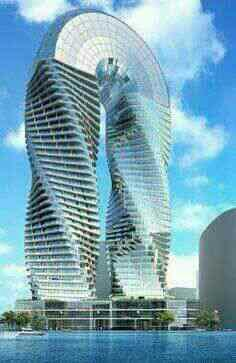 What a superb Architecture Design  Equally good photography of the building