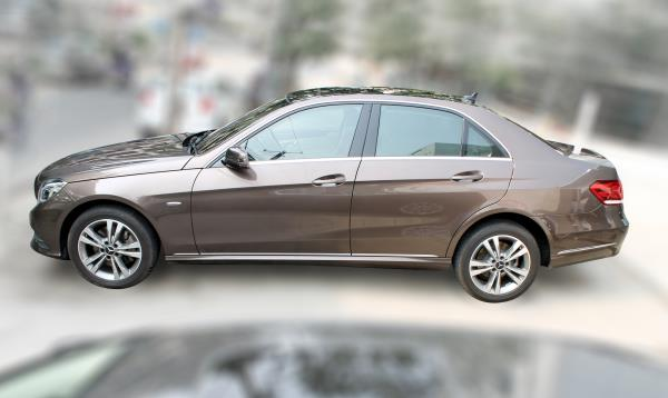 MERCEDES BENZ E250 (BROWN COLOR, DIESEL), 2016 model done only 8, 000kms in absolute mint condition. For further info call 7569696666.