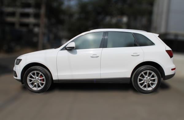 AUDI Q5 2.0 TDI ( WHITE COLOR, DIESEL), 2013 model done only 63, 000kms in absolute mint condition. For further info call 7569696666.