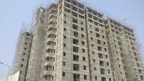 Our newly engaged uPVC  windows project for DRA group site @ Mahendra City, Chennai
