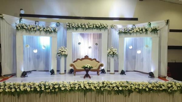 Budget Wedding In Coimbatore Wedfish Provide Decor Premium Range At