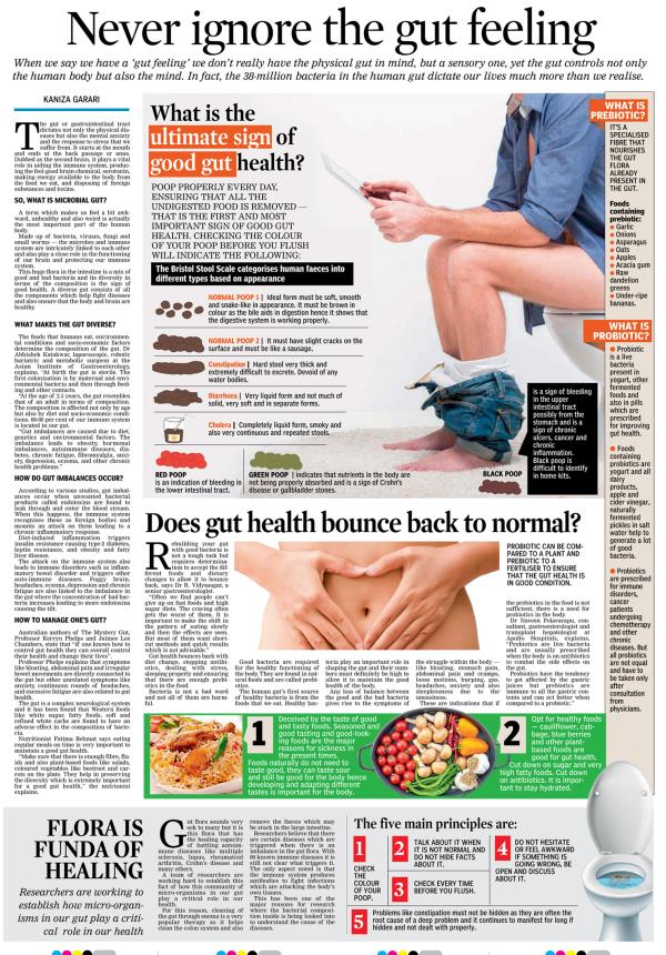 "News article by Dr Abhishek Katakwar published in Deccan Chronicle (Date 21 january 2018) Our complete gastrointestinal tract is lined with microbes collectively called the microbiome, which includes bacteria, fungi, and even viruses. Though it sounds weird and even unhealthy, gut bacteria perform many important functions in the body, including aiding the immune system, producing the feel-good brain chemical serotonin, making energy available to the body from the food we eat, and disposing of foreign substances and toxins, though we always have a mixture of good and bad bacteria, sometimes the bad guys get the upper hand, causing an imbalance in gut bacteria, and can cause severe health problems than just stomach pain, gas, bloating, or diarrhea. Because 60-80% of our immune system is located in our gut, gut imbalances have been linked to obesity, hormonal imbalances, autoimmune diseases, diabetes, chronic fatigue, fibromyalgia, anxiety, depression, eczema, and other chronic health problems. You will be surprised to know that human gastrointestinal microbiota is a complex ecosystem of approximately 300 to 500 bacterial species, comprising nearly 2 million genes (the microbiome). Indeed, the number of bacteria within the gut is approximately 10 times that of all of the cells in the human body. At birth, the entire intestinal tract is sterile; the infant's gut is first colonized by maternal and environmental bacteria during birth and continues to be populated through feeding and other contacts. Factors known to influence colonization include gestational age, mode of delivery (vaginal birth vs assisted delivery), diet (breast milk vs formula), level of sanitation, and exposure to antibiotics. by the age of 2.5 years, the microbiota fully resembles the microbiota of an adult in terms of composition. In humans, the composition of the flora is influenced not only by age but also by diet and socioeconomic conditions. In a study published in 2012 in ""Nature"" (high indexed journal) the interaction of diet and age was demonstrated, firstly, by a close relationship between diet and microbiota composition in the subjects and, secondly, by interactions between diet, the microbiota, and health status. It also concluded that non-digestible or undigested components (Fibre) of the diet may contribute substantially to bacterial metabolism; for example, much of the increase in stool volume resulting from the ingestion of dietary fibre is based on an augmentation of bacterial mass. Most recently, qualitative changes in the microbiota have been invoked in the pathogenesis of a global epidemic: obesity. It has been postulated that a shift in the composition of the flora toward a population dominated by bacteria that are more avid extractors of absorbable nutrients, which are then available for assimilation by the host could play a major role in obesity. Also there are enough evidence to support the hypothesis that the endogenous intestinal microflora plays a crucial role in the pathogenesis of Inflammatory bowel diseases and its variants and related disorders. Most Western populations over-consume highly refined, omnivorous diets of poor nutritional quality. Those diets are energy dense, high in animal protein, total and saturated fats, and simple sugars but low in fruits, vegetables and other plant-based foods. Consequently, they are typically low in dietary fibre, non starch polysaccharides in general and resistant starch in particular. Cross-sectional studies have shown some evidence that Western-style diets are associated with gut microbial populations that are typified by a Bacteroides enterotype (bad gut bacteria) whereas traditional diets rich in plant polysaccharides are associated with a Prevotella enterotype (good gut bacteria). Obesity is associated with an increased fecal Bacteroidetes:Firmicutes ratio relative to lean subjects. Replacing a habitual Western diet with one high in fiber elicited rapid (within 24 h) and marked alterations in fecal microbiota composition, although the changes were insufficient to produce a broad switch from Bacteroides to Prevotella enterotype.  One mechanism by which fiber promotes and maintains bowel health is through increasing digesta mass. Incompletely fermented fiber (e.g., insoluble non starch polysaccharides such as cellulose), increases digesta mass primarily through its physical presence and ability to adsorb water. An increase in digesta mass dilutes toxins, reduces intracolonic pressure,  shortens transit time and increases defecation frequency. Fibers can also increase fecal mass to a lesser degree by stimulating fermentation, which leads to bacterial proliferation and increased biomass. Prebiotics are dietary substrates that selectively promote proliferation and/or activity of ""beneficial"" bacteria indigenous to the colon. The concept, first published by Gibson and Roberfroid in 1995, has been refined and redefined on several occasions. Prebiotics are defined currently as ""selectively fermented ingredients that result in specific changes, in the composition and/or activity in the GI microbiota, thus conferring benefit(s) upon host health"". Dr Abhishek katakwar, Bariatric & amp; Metabolic surgeon from Asian Institute of Gastroenterology quote ""Your body is a Temple. You are what you eat. Do not eat processed food, junk foods, filth, or disease carrying food, animals, or rodents. Some people say of these foods, 'well, it tastes good;. Most of the foods today that statically cause sickness,  cancer, and disease all taste good;s well seasoned and prepared poison. This is why so many people are sick; mentally, emotionally, physically, and spiritually; because of being hooked to  poison, instead of being hooked on the truth and to real foods that heal and provide you with good health and wellness."