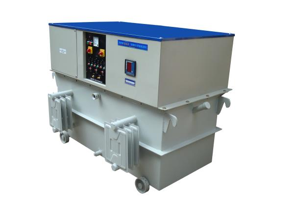 Oil Cooled Servo Stabilser, 25KVA to 2000KVA  Unbalanced , Range as per customer Input & Output, With & Without High Cut & Low Cut, as on customer requirement - by Shri Guru Nanak Electricals Pvt Ltd, Delhi