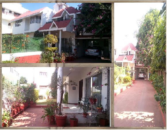  4 BHK luxurious Villa i
