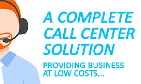 Call center solutions on