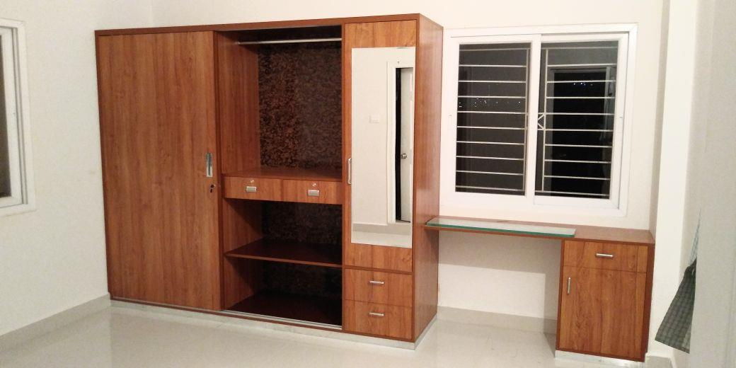 Wardrobe made with Celist