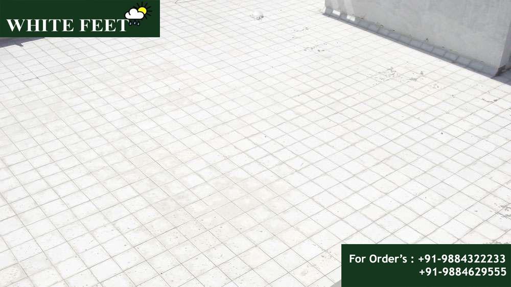 Weathering tiles in chenn