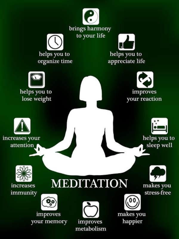 Benefits Of Effective Meditation:- If you want to reach to your destiny then first you must have the knowledge of your body and mind completely. Yoga helps you to get the knowledge of your body and mind. So, practice yoga regularly and reach towards your destiny having the knowledge of your body and mind.  Meditation is a therapeutic relaxation technique for calming, clarifying, and energizing your mind. In the same way exercise can help you maintain your energy and develop a strong and healthy body, practicing relaxed focus is how you can take control of your mind, access deeper states of consciousness, and transcend the repetitive activity of your thoughts.  The purpose of meditation is to bring your focus into the moment as consistently as possible. Daily practice is also an effective way to experience less worry, more energy, more drive, and a balanced emotional state.   During your meditation Benefits Of Effective Meditation is natural for thoughts to occur and your mind to wander, but by bringing your attention back into a focus point of the moment — such as your breath, an object, a sound, or a phrase that you repeat — you are practicing meditation and strengthening the part of your brain that influences:  your focus your intuition and creativity your emotional regulation your ability to make positive decisions As you practice this focused attention with a daily meditation routine, many practitioners would agree, and science demonstrates that you become much more relaxed, clear headed, less overwhelmed with your own thinking, and maybe even a little (or a lot) happier!  A simple practice of 10 to 20 minutes per day can produce some very significant mental, physical and emotional benefits that will influence all aspects of your life.  Here are some common attributes often associated with the benefits of effective meditation:  A lot less prone to stress Better sex More energy Sharp focus Improved intelligence and ability to process information Better communication with others Wisdom and intuitive insight Sense of spiritual connection Stronger memory Joy and appreciation for life Less worry Stronger Metabolism BeStil Learn More About the Science and Benefits of Meditation In today's competitive and digitally stimulated world, it has become such an advantage to maintain a calm and focused state of mind.  This might be why we are hearing about people from all walks of life including professional athletes, musicians, artists, and even CEO's of some of the world's largest companies integrating various forms of meditation into their routines.  This practice has become very relevant for people living in today's world as a way to cultivate energy, stay productive, develop inner peace, and experience states of flow much more often.  What is Meditation?  The essential purpose of meditation according to ancient philosophy is to reach a higher state of consciousness and realize the simple qualities of nature. In Zen meditation, this is referred to as the process of enlightenment.  Paramitas  In modern practice, meditation is a mental discipline that can help us experience an extremely better quality of life. The benefits of this practice are now being experienced by a wide range of people all over the world, less as a path to enlightenment and more as a powerful and effective tool to self-therapy, performance, and renewal.  Basic Meditation Techniques   There are many basic forms of meditation. A few common examples include visualization, mindfulness, mantra meditation, focused attention, or silent observation  The intention of meditation remains the same regardless of the approach. This is to achieve a state of pure awareness, which can also refer to as mindfulness.  The goal here is not necessarily to eliminate your thoughts but to become aware and eventually transcend the ordinary activity of your mind. It is from here that you can experience a stillness known as 'zen mind', or 'Buddha nature.' You are at a heightened state of lucid consciousness, where your mind, body, and soul can heal, balance, re-energize, and rise to a peak level of clarity.  During meditation, your mind will naturally wander — this is completely normal. The practice of meditation is all about bringing your attention back to your meditation and the sensations of the moment. The repetition of this process is what we call our 'practice'.  Here are some ways that you can develop a rewarding meditation practice:  Poised EnvironmentMeditation Tips - How to Meditate Effectively The first step requires you to settle into a tranquil and comfortable location, away from any sort of distraction. A calm and stable ambiance will provide you with a positive vibration, helping to enhance your ability to sink into a deeper state of meditation.  Choose an area that is free from any interferences or distracting noise. Make sure this is a place where you can feel comfortable and be at ease. This will become your meditation area.  If you're interested in adding some vibe to your meditation spot, here are few things to consider:  A cushion for sitting comfortably Candles Books that inspire you Incense Pictures that signify tranquility Status Flowers or Plants (to signify the energy of life) Meditation is the only way to synchronize your body and breath. When you will do the meditation you can feel the existence of that unique power. Meditation dissolves all the invisible walls of your mind which were built by unawareness. When you do yoga and meditation regularly then you become aware of the system of your body and your mind also become concentrated. So, practice yoga and meditation and remove the walls of unawareness. If you want to practice yoga and meditation under the guidance of experienced yoga gurus then join 200 Hours Yoga Teacher Training Program (YTTC) which is conducted by one of the best and Registered Yoga School (RYS), Yoga Vedanta at Rishikesh- Yoga capital of the world. This training program is mainly for the beginners. Here you will get the chance to practice yoga under the guidance of experienced instructors and in the pleasant environment of Rishikesh. For more information about this yoga school, you can visit us at-http://yoga-vedanta.in