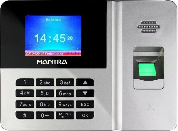 Mantra Range of Biometric