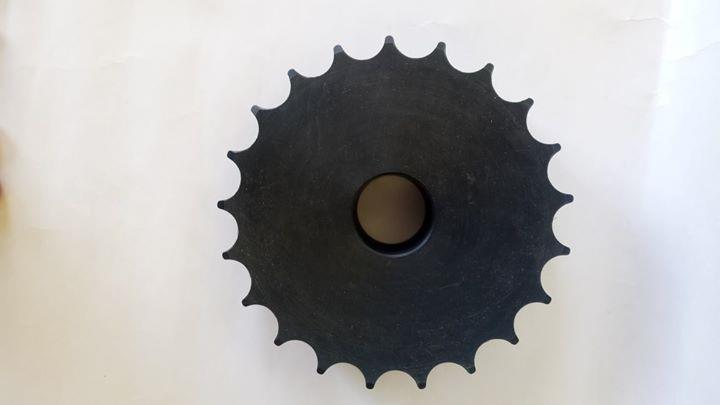 Poly propylene sprockets