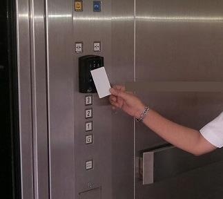 Card System for Lift Access Control  Very useful solution fir controlling unauthorised use of lift, limited consumption of electricity with minimum maintenance advantages.  Access card system of lift is implemented with lift calling control system to use of lift for restricted use of lift.  A combination of card and biometric fingerprint lift access control system provides more advantage of solution.  Call our team for best design of your intelligent lift card or biometric access control system in low budget:  www.goldlinesecuritysystems.in