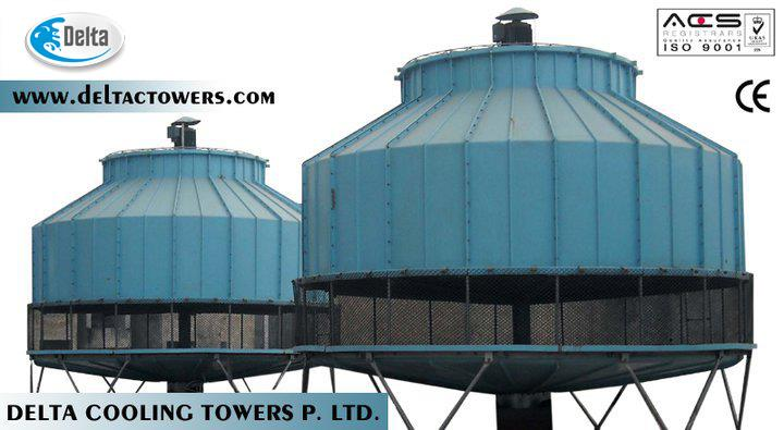 Cooling Tower Manufacturer - Delta  Twenty four years of experience developing innovative products for Indian industry has led Delta Cooling Towers to become the fastest growing supplier of Cooling Towers.  www.deltacoolingtowers.in - by Delta Cooling Towers P. Ltd.  9811156637, New Delhi