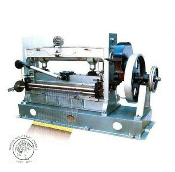 Singhs Industries : Manufacturers of Expanded Metal machine in Amritsar (Punjab) INDIA. Expanded Metal is a type of mesh produced from a sheet of metal (normally Aluminium or Steel). It is manufactured using cut and expand mechanism which ensures minimum level of wastage. Expanded Metal Machinery Company - SINGHS INDUSTRIES is an integrated solutions provider to the worldwide expanded metal industry. We design and manufacture customized expanded metal machinery, and provide business development consulting services. We also are a distributor for recoilers, uncoilers, slitters, and other auxiliary equipment. SINGHS INDUSTRIES has over 20 years of experience in the expanded metal industry and is a leading supplier of expanded metal machinery to large filter manufacturers for various industries. We are based in AMRITSAR (PUNJAB) INDIA. Till date, we have supplied our machines to various reputed companies located in Raipur, Chennai, Ranchi, Jalandhar, Delhi, Kolkata, Ahmedabad, Surat, Bangalore, New Delhi in India and Ghana, Nigeria, Burkina Faso, Kenya, Namibia, Congo, Sudan, Ethiopia, Uganda, Rwanda, Sri Lanka, Myanmar, Bangladesh, etc. SINGHS INDUSTRIES203 EAST MOHAN NAGAR, NEAR MATA KAULAN HOSPITAL, 100 FEET ROAD, AMRITSAR (PUNJAB) INDIA9888220007, 8657300008www.singhsindustries.inwww.singhsmachinery.comWATCH VIDEO (YOUTUBE LINK): https://www.youtube.com/watch?v=qO5HodeSeh4