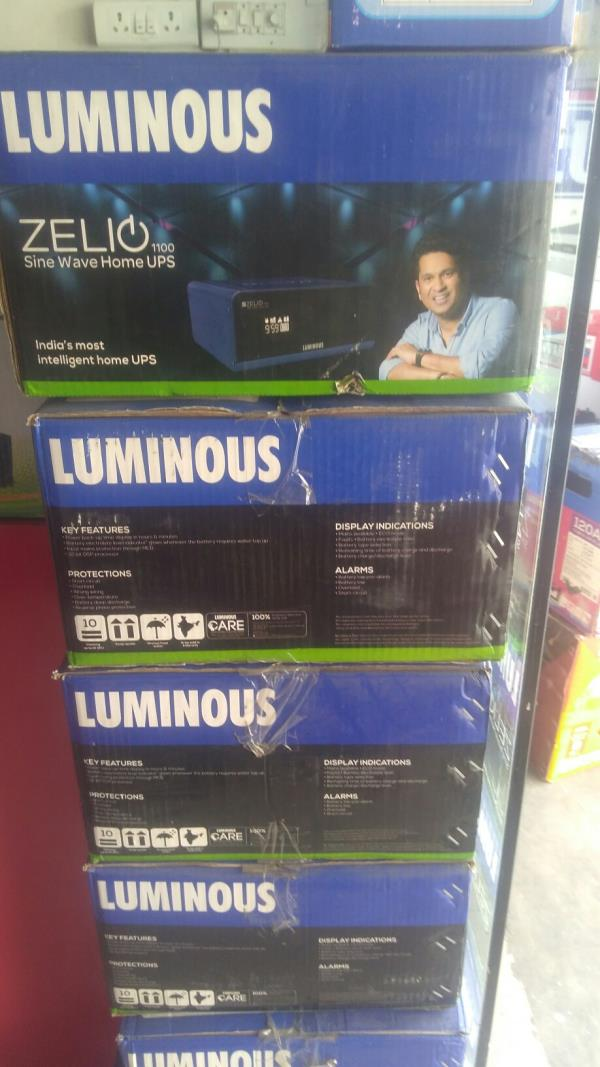 We deal Luminous ups