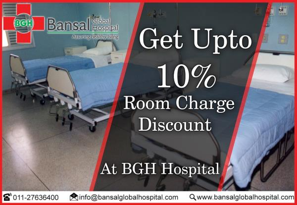 #Get_Upto_10%  #Room_Charge_Discount  #at_BGH_Hospital  #Bansal_Global_Hospital  #Contact_Now  Ph : 011-27636400  Email : info@bansalglobalhospital.com  Visit : https://bansalglobalhospital.com/doctor_consultancy_offer/  Address : C-10 Ramgarh, , Near Jahangirpuri Metro Station,  Delhi, 110033