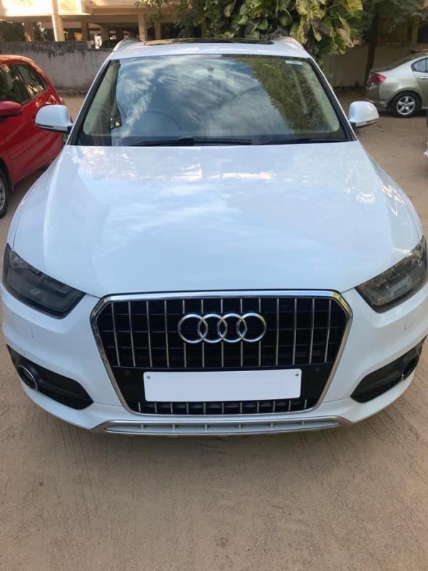 Audi Q3 2.0 TDI Quat
