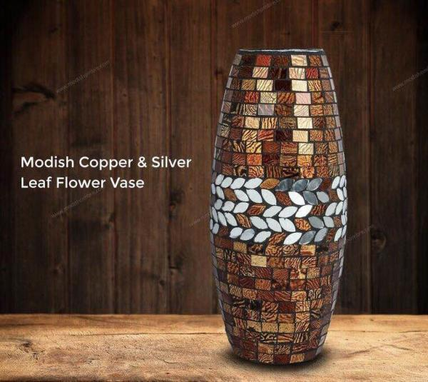 Artistic Flower Vase At Downtown in Shalimarbagh, Delhi. Gift Which Will Leave An Unforgettable Presence.  For More Info :  Visit Our Store or Website:  http://downtownonline.in
