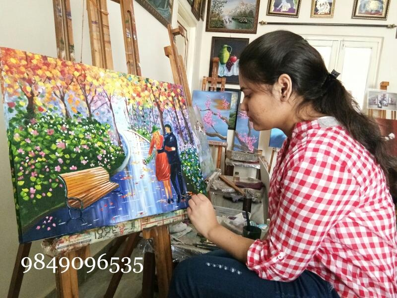 in AmeerpetPainting classes in AmeerpetArt classes in AmeerpetPainting material sales in AmeerpetArt material sales in AmeerpetDrawing classes in AmeerpetOil canvas painting classes in AmeerpetCanvas painting classes in Ameerpet