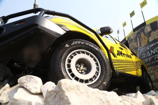 Best offroading  experience ever, at AUTO EXPO 9-14 Feb, Greater Noida. JK TYRE RANGER OFFROAD ZONE