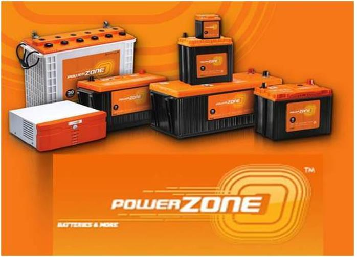 Looking for Two Wheeler batteries in New Airport Rd, Bangalore? SRS Enterprises is the leading Multi Brand distributor for Power Zone is a Group company of Amar Raja Batteries (the makers of Amaron) and the fastest growing battery company in India today and will offer complete for Automobiles.
