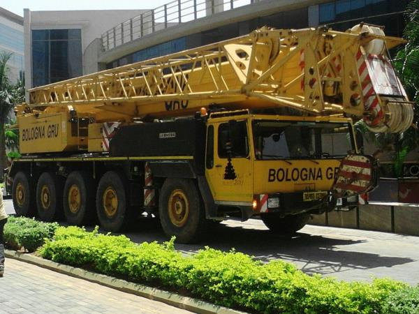 M R Crane Service based in Bangalore / Karnataka is one of the leading supplier of superior, hydraulic Cranes, Mobile Cranes,  telescopic cranes, mechanical cranes, crawler cranes, truck mounted cranes, hydras cranes, Escort F-15 Cranes, forklifts, lattice boom truck cranes, excavator, Boom Truck Cranes, Boom Lift Cranes,  trailers odc transport, Trailer Rentals, Lifts & Escalators Trailers & Trolleys, For all types of hoisting, construction, erection and material handling services, we, as a prominent service provider rent the advanced and modern cranes to our clients. We have been in this business for long giving cranes rental services to a large number of clients, Complete Solution For Any Kind Of Crane Rental Services. We Hire Crane Which Can Lift up to the 200 ton of Weight. You Can Easily Access Our Reliable Cranes Hire Service From Any Where Across the Bangalore karnataka and South India,   We Have Cranes Equipped With Special Spreader Bars to handle any special need your hoisting assignment requires. chain pulley works, shipment heavy machinery, loading & unloading, factor shifting & transportation, lifting (up to 40 floor) 10 tons to 500 tons crane are Available.