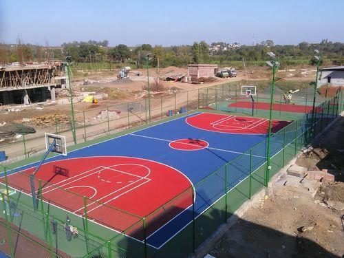 Basket Ball Courts - Sports Floorings   C3Serface is manufacturing and supplying of Basket Ball Courts - Sports Floorings in Mumbai.  Offering you a complete choice of products which include Basket Ball Courts - Sports Floorings.