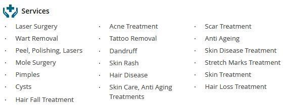 Best skin hospital in nikol