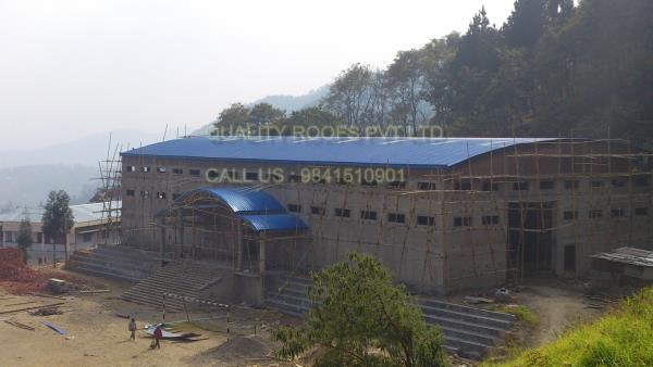 Commercial Roofing Contractors In Chennai           We are the best Commercial Roofing Contractors In Chennai. we are able to provide our clients with an Commercial Roofing Shed.  Allowing for fast installation, these are made available at competitive price and can be used for different purposes like workshop, exhibition hall, office buildings, garage, retail steel sheds and others. allows for economical and aesthetic usage value. we are undertake all kinds of Factory Shed Roofing In Chennai at affordable price.
