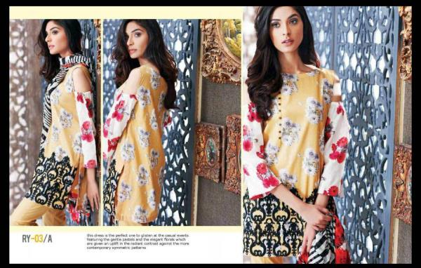 *CHARIZMA YELLOW SERIES LAWN COLLECTION 2018*   *LAWN EMBROIDERED SHIRT*   *CHIFFON DUPATTA*   *LAWN TROUSERS*    To book your piece call / WhatsApp us on +918277453288 !  Hurry book your piece now !