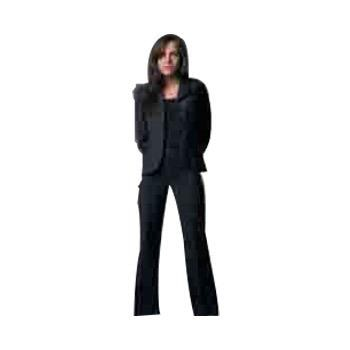 Ladies Trouser              Our astonishing collection of Ladies/Girls Trousers is suitable to be worn on a daily basis at work place. Our trousers are valued in the market for their availability in elegant designs, trendy cuts and classy color combination. Fabricated using best grade fabric, these trousers ensure that wearer remains fresh throughout the day. Apart from this, these hosiery trouser and silk hand embroidered ladies trouser are also becoming popular in the market for unique designing, elegant color combination and stylish cuts.