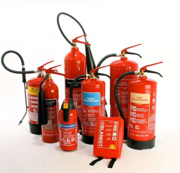 fire and safety products
