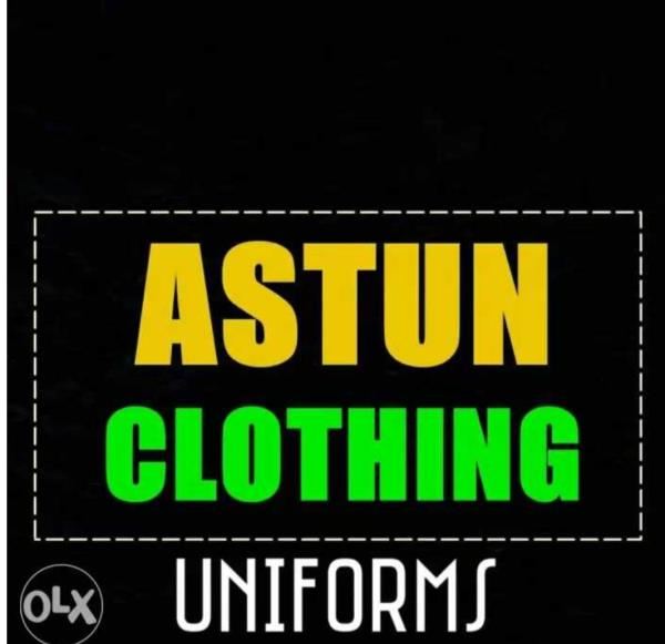 """Astun Clothing Uniforms Coimbatore are experts and Manufacturers Suppliers for School Uniforms, School Tshits Sportswears, Knitting polo Tshirts, Corporate Company polo Tshirts, Colleges Uniforms, Labcoats, Chefcoats, Hospitals Uniforms, Doctors Coat, Nurse Uniforms, Wardboys Uniforms, Hotels Uniforms, Aprons Uniform sarees & Uniform Chudidars as well as Company Corporate uniform Business , And Also we are Manufacturers of Woven & Knitting fabrics.  We offer a friendly, organized and efficient in-store shopping experience. Additionally, our team is always available to go on-site for uniform selling days.,  This commitment to our Schools & Corporates is the backbone of our success.  It has always been our pledge to dedicate our efforts to provide fashion forward designs, enhanced fabrics and """"in stock"""" shopping. We are committed to providing you, our customer, and the best and most exciting garments available in our industry.  Our clients include various prestigious educational institutions in Tamilnadu, and corporate organizations and industries in Coimbatore, Erode, Salem, Tirrupur, Trichy, Hosur, Bangalore & All over Tamilnadu .We offer exciting and fashionable Uniform designs. In fact, we are tied up with some reputed Fashion Designers in Coimbatore , Tamilnadu who can gladly design your uniforms and accessories as per the latest trends and styles.  We offer end to end solutions in this regard. Right from the stage of designing, to sampling, to measurements of sizes, to actual production all aspects will be handled professionally and enthusiastically.  We also cater to requirements of Knitting Tshirts , Sportswear and Team wear."""