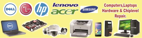 SALES , SERVICE AND INSTALLATION OF IT PRODUCTS DEALERS IN ALL BRANDED LAPTOP, COMPUTERS, PRINTER, PROJECTOR AND SOFTWARE