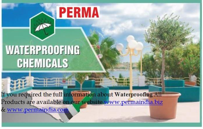 We are Supplier of Waterproofing Chemicals & Supplier of Construction Chemicals in India and in the neighbouring countries of Sri Lanka, Nepal and Bangladesh under the brand name of
