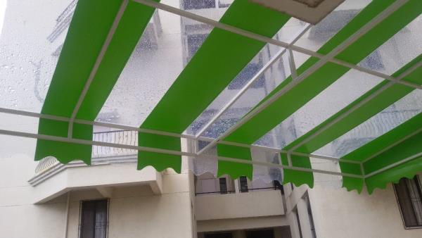 Best canopy in warje with PVC fabric